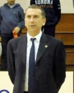 ANDREA PECCHIA – HEADCOACH BASKETBALL